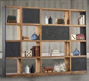 Стеллаж Dialma Brown Bookcases, DB004534