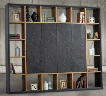 фото Стеллаж Dialma Brown Bookcases, DB004547 цена, интернет магазин