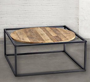 Кофейный столик Dialma Brown Coffe Tables, DB004442