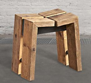 Табурет Dialma Brown Stools, DB004509