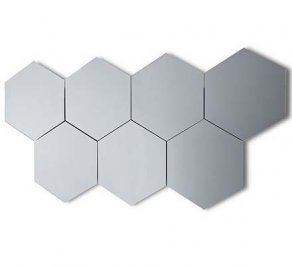 зеркало навесное Pianca Hexagonal Geometrika, Hexagonal Geometrika_70