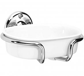 Мыльница Gentry Home GH St James, soap-dish_8640