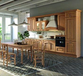 фото комплект в кухню Aran Cucine Trevi, ACT02B цена, интернет магазин