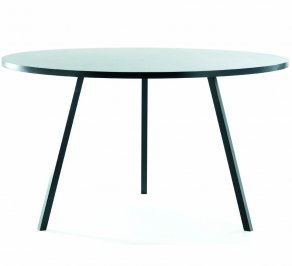 Обеденный стол HAY Loop Stand, loop-stand-round-table-1