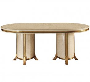 обеденный стол Arredo Classic Melodia, Melodia Oval Table with 2/Extensions