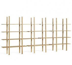 стеллаж HAY The Wooden Shelf, hay-ws64