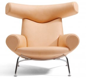 Кресло Erik Joergensen Ox chair, ox-chair-ej100-01