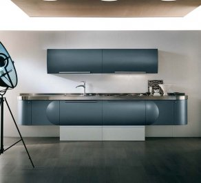 Комплект в кухню Aster Cucine Trendy Space, Tr_Sp1