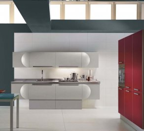комплект в кухню Aster Cucine Trendy Space, Tr_Sp4