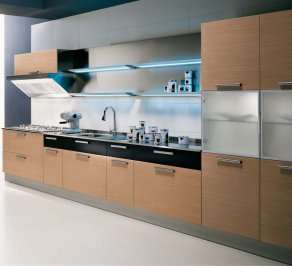 комплект в кухню Aster Cucine Trendy Space, Tr_Sp6