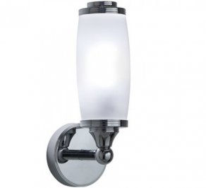 Светильник  настенный настенный Imperial Bathroom IB Lightning Collection, ib_toledo_single_wall_light_with_glass