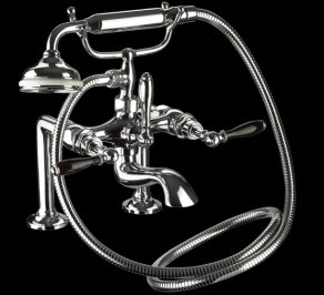 Смеситель для душа Imperial Bathroom IB Notte, ib_notte_bath_shower_mixer_kit