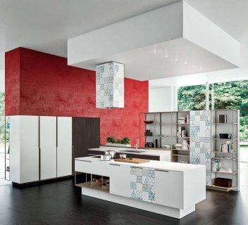 фото Комплект в кухню Snaidero System, Orange_AWA цена, интернет магазин