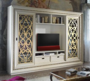 ТВ-аудио стойка Modenese Gastone Contemporary, 71055