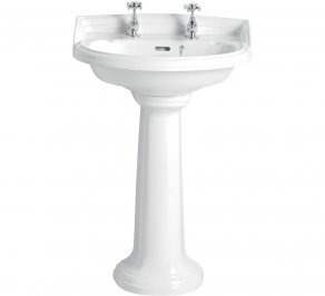 Пьедестал Heritage Bathrooms Dorchester, PDW061+PDW09