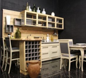 Модульная система Lottocento Living, modular-kitchen-living