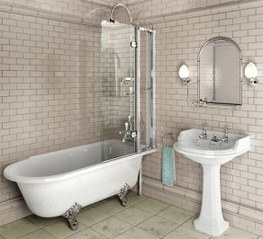 Акриловая ванна Burlington Bathrooms Burlington, E14