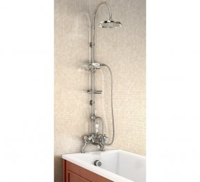 Душевая система Burlington Bathrooms Burlington, H196-CLCHR