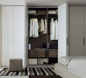 Шкаф гардеробный Poliform New Entry, wardrobe-new-entry-3