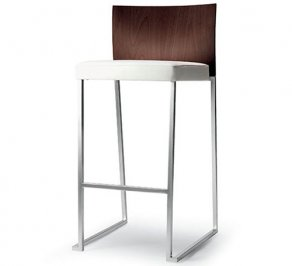 Барный стул Tonon steel & cantilever chairs, 912.05