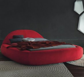 Кровать Doimo Salotti Upholstered Beds, doimo-salotti-bed-love