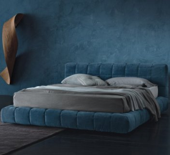 фото Кровать Doimo Salotti Upholstered Beds, doimo-salotti-bed-alex-180 цена, интернет магазин