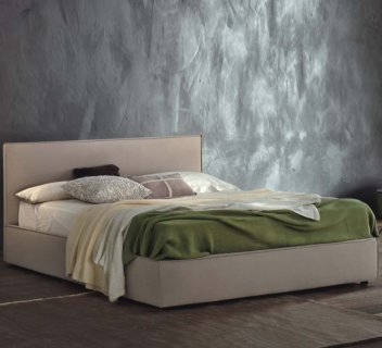 фото Кровать Doimo Salotti Upholstered Beds, doimo-salotti-bed-zen-160 цена, интернет магазин