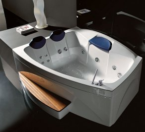 Минибассейн SPA Treesse Spa+Home, matrix_slim_170x138