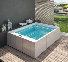 Минибассейн SPA Treesse Ghost System Spa, muse_280x235