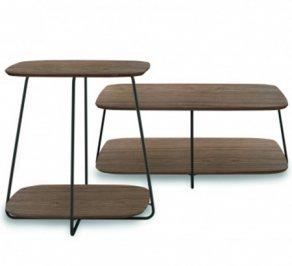 Кофейный столик Doimo Salotti <i>столики стекло пластик</i> Modern, doimo-salotti-plane-50