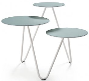 Кофейный столик Midj Apelle, apelle trio coffee table