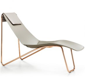 Шезлонг Midj Apelle, apelle cl lounge chair