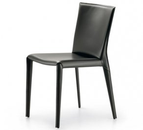 Стул без подлокотников Cattelan Italia Beverly, beverly-chair-black