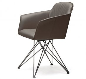 Стул с подлокотниками Cattelan Italia Flaminia, flaminia-chair-arms