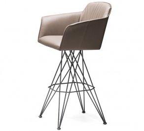 Барный стул Cattelan Italia Flaminio, flaminio-stool-arms-97