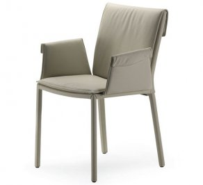 Стул с подлокотниками Cattelan Italia Isabel, isabel-chair-arms-87