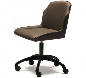 Стул без подлокотников Cattelan Italia Tyler, tyler-wheels-chair-ca