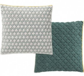 Подушка GAN Silai, silai_cushion_celadon-green