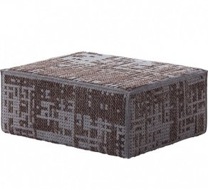 Пуф GAN Canevas, canevas_abstract_modular_pouf_charcoal