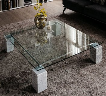 фото Кофейный столик Cattelan Italia Dielle, dielle-coffee-table-100 цена, интернет магазин