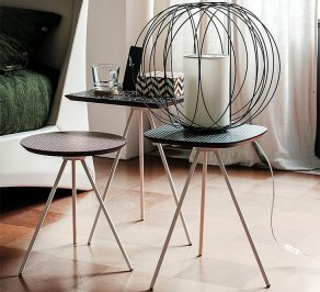 Приставной столик Cattelan Italia Kaos, kaos-coffee-table