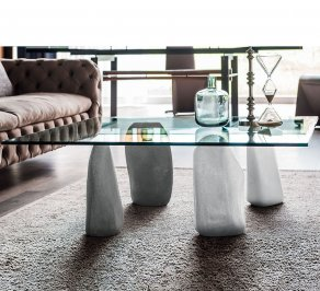 Кофейный столик Cattelan Italia Stone, stone-coffee-table-100