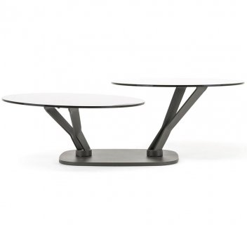 фото Кофейный столик Cattelan Italia Viper, viper-coffee-table-double цена, интернет магазин