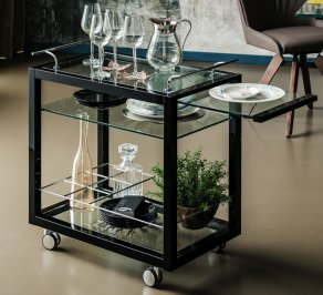 Сервировочный столик Cattelan Italia Profil Bar, cattelan-profil-bar