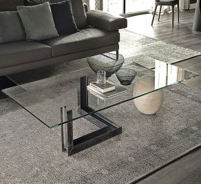 Кофейный столик Cattelan Italia Levante, levante-coffee-table-160