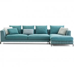 Модульный диван B&B Italia Ray, ray-fabric-modular-sofa