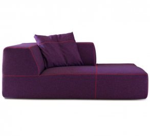 Кушетка B&B Italia Bend-Sofa, B177LD