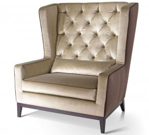 Кресло Asnaghi Anthology, aurora-lounge-armchair