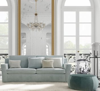 фото Диван Asnaghi Shades of Elegance, flower-sofa цена, интернет магазин