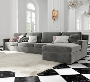 Модульный диван Asnaghi Shades of Elegance, flower-modular-sofa